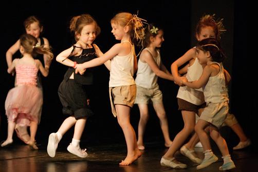 Cours de danse enfants & ados à Paris 17e