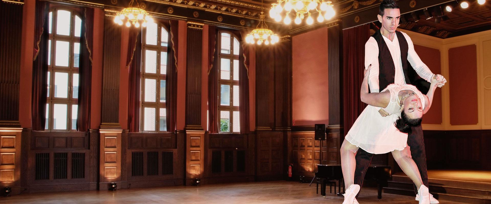 École de danse – Dancenter Paris 17e